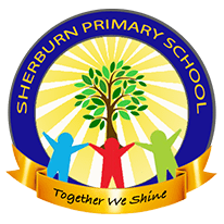 Sherburn Hill Primary logo