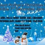 Christmas Fayre Friday 7th December